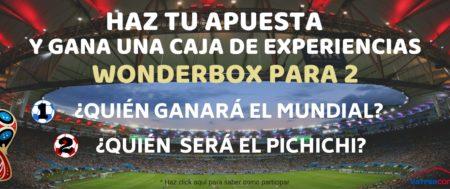 COMPOSCAR CON EL MUNDIAL DE FUTBOL 2018